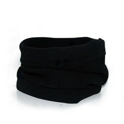 Зимний бафф черный - фото 4535