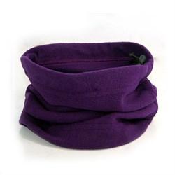 Зимний бафф фиолетовый - фото 4544