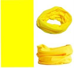 Летний бафф №75 желтый - фото 4760