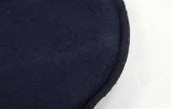 Темно-синяя флисовая балаклава с сеткой - фото 4926