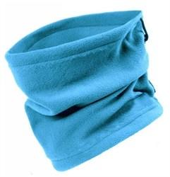 Зимний бафф голубой - фото 4970