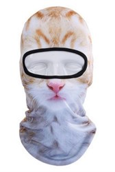 Балаклава Рыжая кошка - фото 5060