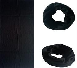 Летний бафф №71 черный - фото 5090
