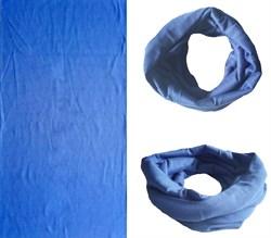 Летний бафф №73 синий - фото 5095