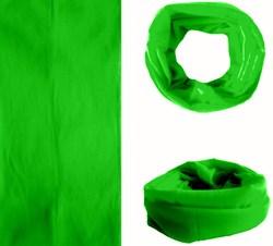 Летний бафф №74 зеленый - фото 5131