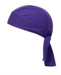 Бандана фиолетовая - фото 5299