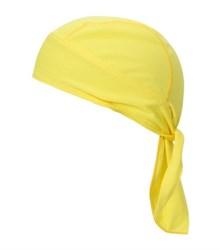 Бандана желтая - фото 5309