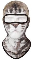 Балаклава Коричневый кот - фото 5707