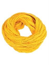 Снуд желтый - фото 5739