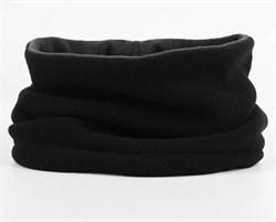 Зимний бафф (2 слоя) черный - фото 5783