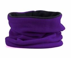 Зимний бафф (2 слоя) фиолетовый - фото 5788