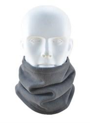 Зимний бафф (2 слоя) серый - фото 5824