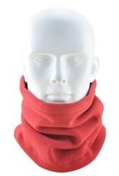 Зимний бафф (2 слоя) красный - фото 5828