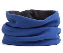 Зимний бафф (2 слоя) синий - фото 5839