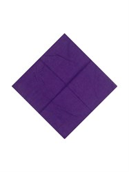 Фиолетовая бандана - фото 5912