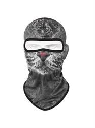 Балаклава Серый кот - фото 6082