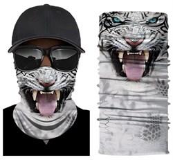 Летний бафф №146 - Белый тигр - фото 6301