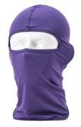 Фиолетовая балаклава