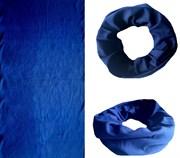 Летний бафф №72 темно-синий