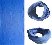 Летний бафф №73 синий