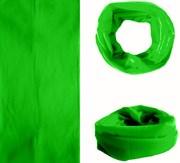 Летний бафф №74 зеленый