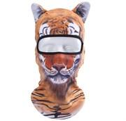 Балаклава с ушами Тигр