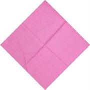 Розовая бандана