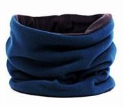 Зимний бафф (2 слоя) темно-синий