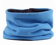 Зимний бафф (2 слоя) голубой
