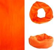 Летний бафф №76 оранжевый