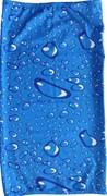Синие капли